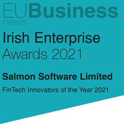 Salmon Software - Awards - Irish Enterprise Awards 2021